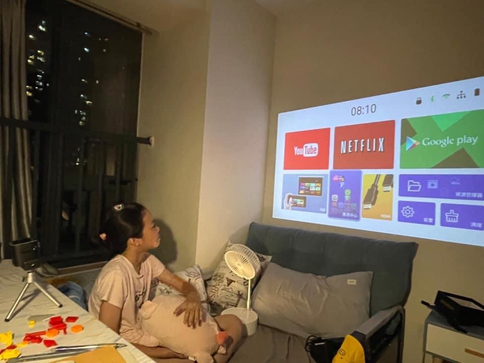 usatify projector